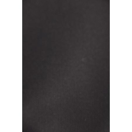 Tissu NB 1043 polymole, Sergé majoritaire polyester, 220g/m², Noir