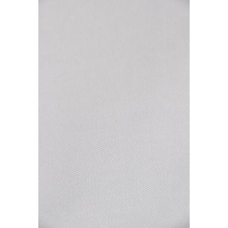 Tissu INDESTRUCTIBLE, Sergé majoritaire polyester, 245g/m², Gris pâle