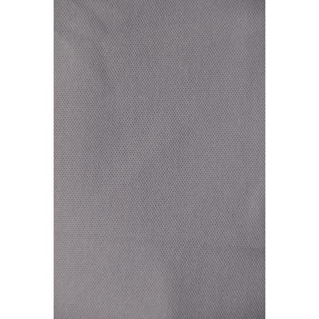 Tissu COTTON CLUB , Piqué double-face, 185g/m², Gris