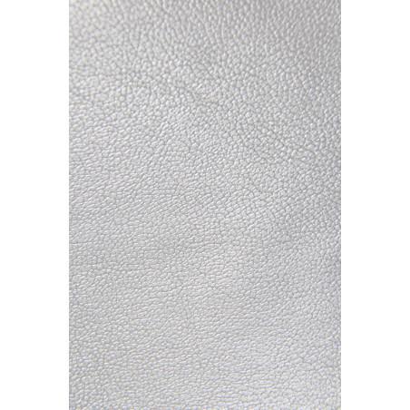 Tissu GESKA, Enduit, 315g/m², Gris argent