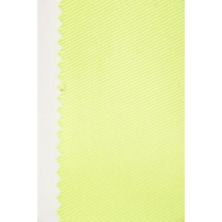Tissu 3111, 100% coton, 305g/m², Jaune HV