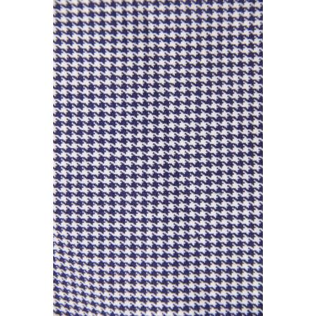"""Tissu CB 26 """"Carreau boucher"""", Croisé majoritaire coton, 260 g/m², Pied de Poule"""