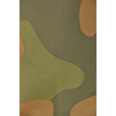 Tissu Nylon, Toile, 100g/m², Camouflage norvégien