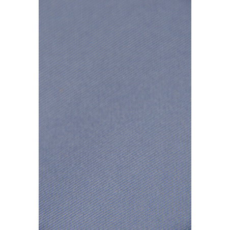 Tissu 4580 VT, Sergé majoritaire polyester, 240g/m², Gris