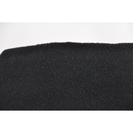 Tissu 5054 Sistemfleece, Polaire, 250g/m², Noir
