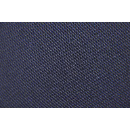 Tissu 4913 HR KERMEL, Anti-feu, 260g/m², Bleu foncé