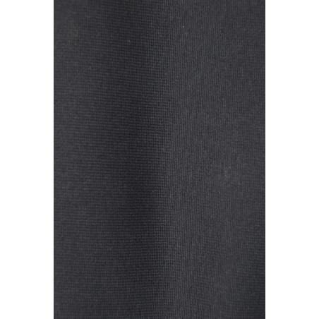 Tissu TWIST, Jersey, 190g/m², Noir