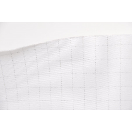 Tissu MK 14 Tecacid, Anti-acide, 275g/m², Blanc