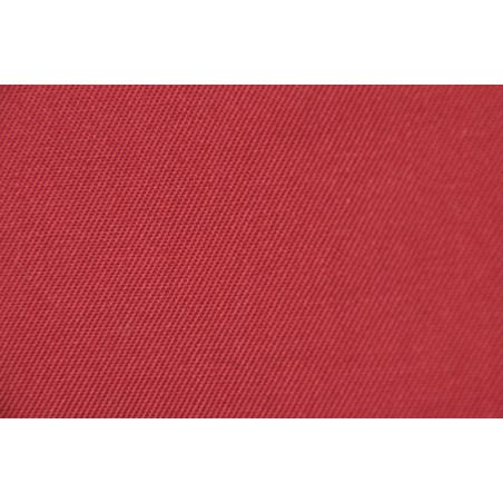 Tissu INDESTRUCTIBLE, Sergé majoritaire polyester, 245g/m², Bordeaux