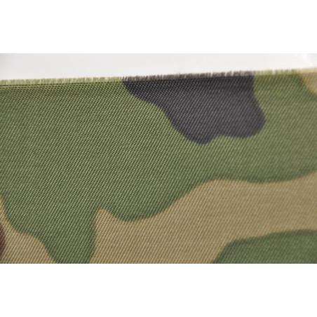 Tissu Nylon, Toile, 100g/m², Camouflage polonais