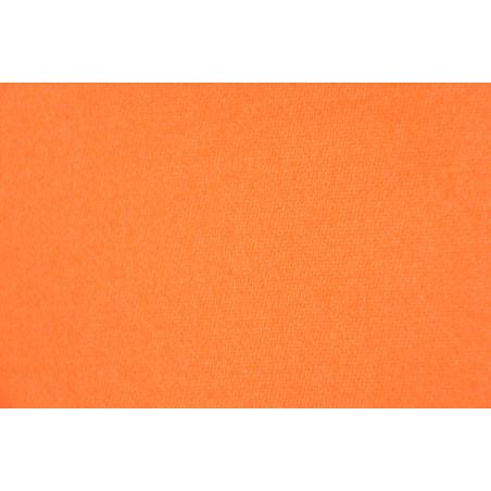 Tissu 2732 BEUTB296, Haute Visibilité, 270g/m², Orange HV