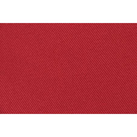 Tissu 32600, 100% coton, 260g/m², Rouge carmin