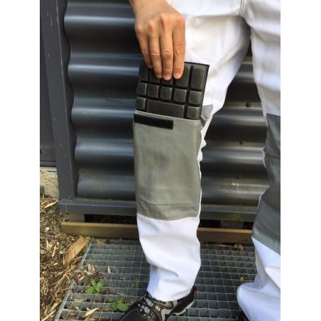 Pantalon de travail PRO EXPERT blanc