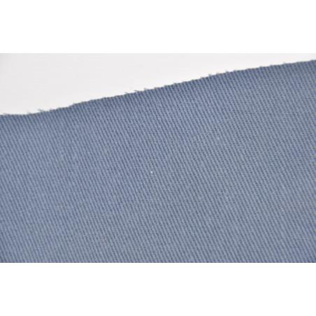 Tissu TI050FLAB6, 100% coton, 260g/m², Gris pilot