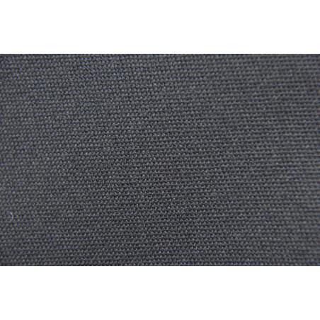Tissu SOCCA, 100% polyester, 290g/m², Gris