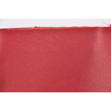 Tissu 09, Satin polyester, 95g/m², Bordeaux