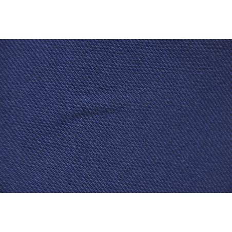 Tissu 2063 VT, Croisé majoritaire coton, 310g/m², Marine