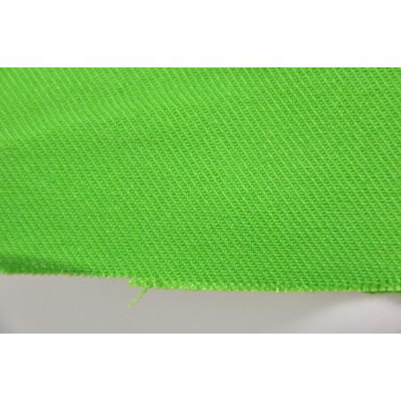 Tissu 2063 VT, Croisé majoritaire coton, 310g/m², Vert