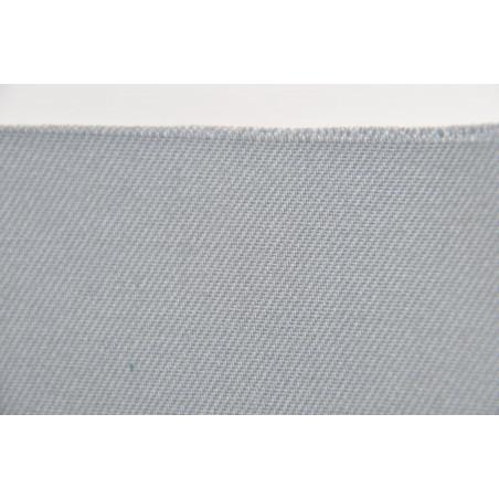 Tissu CHALLENGER, Croisé majoritaire coton, 315g/m², Gris clair