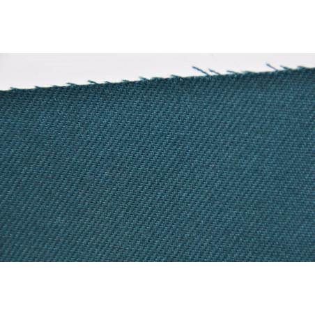 Tissu 2063 VT, Croisé majoritaire coton, 310g/m², Vert vignoble