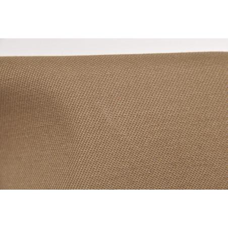 Tissu KG 308, Sergé majoritaire polyester, 245g/m², Sable
