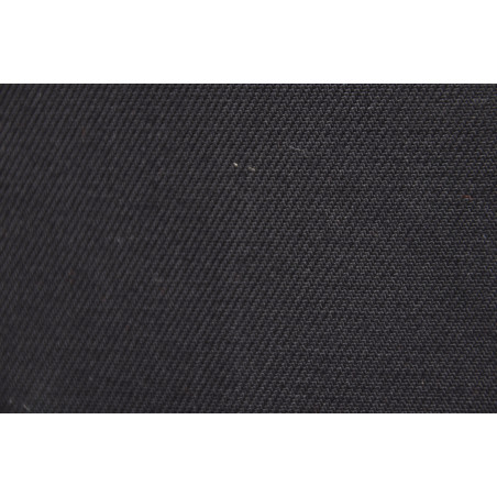 Tissu FLAMEMASTER 365, Anti-feu, 365g/m², Noir