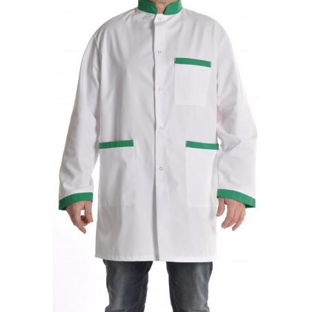 veste médicale homme