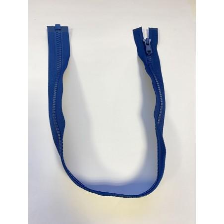 Fermeture à glissière plastique séparable maille 6 bugatti 52 cm