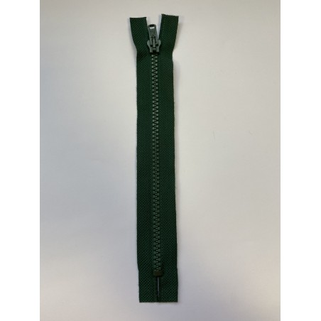 Fermeture à glissière verte 20 cm