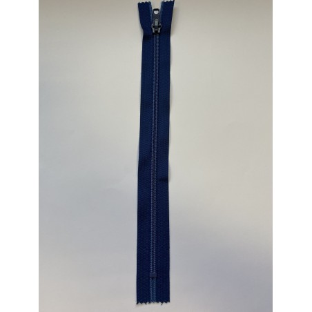 Fermeture à glissière nylon standard maille 6 bugatti 27 cm