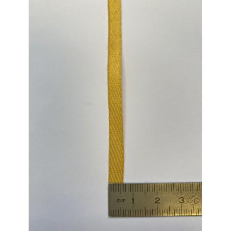 Sangle jaune 5 mm