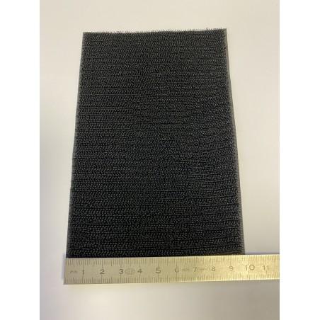 Bande auto-agrippante noire 100 mm