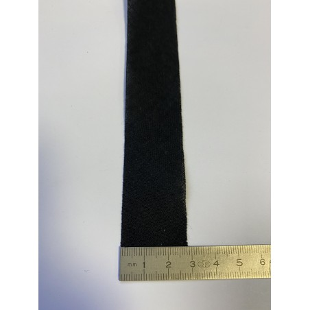 Biais noir 30 mm