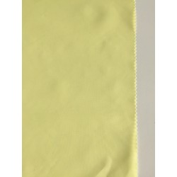 Tissu 100% polyamide 6.6, 90 grs/m2, jaune