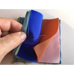 Gamme des 17 coloris