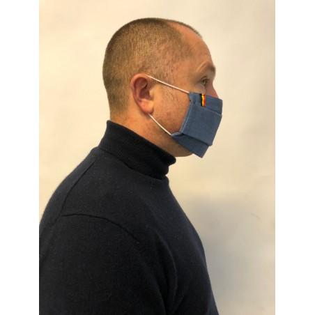 masque bleu 50 lavages