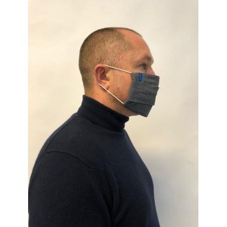 masque tissu gris pas cher 50 lavages