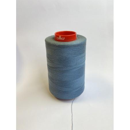 Fil bleu-gris