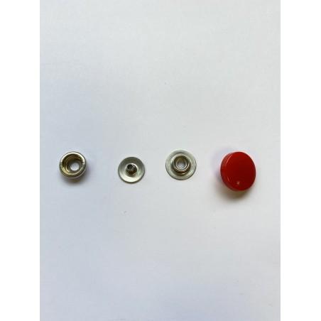 Pression Morito nylon rouge 15 mm