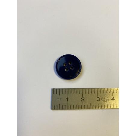 Bouton marine 4 trous 18 mm