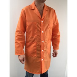Blouse 0601 en nylon orange