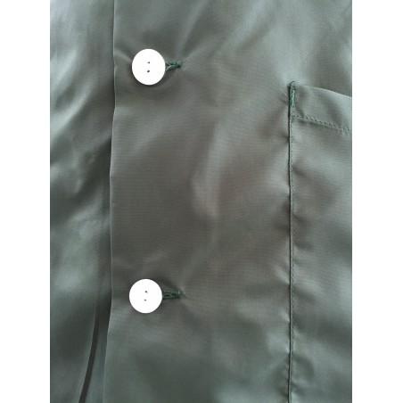 Blouse 0601 en nylon vert