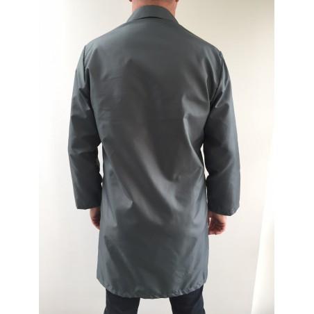 Blouse 0601 en nylon gris