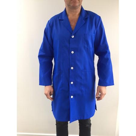 Blouse nylon 22A100 bleu bugatti