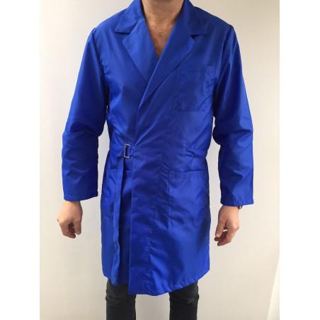 Blouse 0901 en nylon bleu bugatti