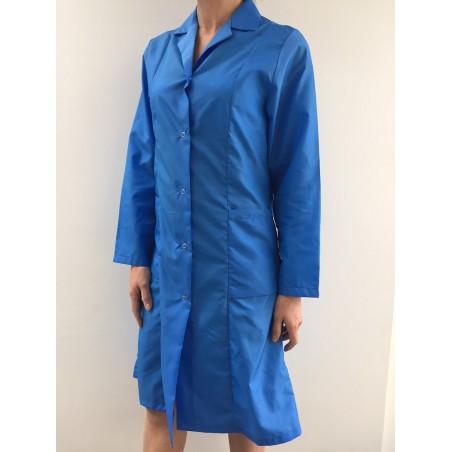Blouse Princesse en nylon bleu nattier