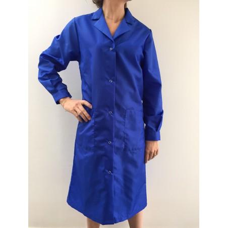 Blouse Classique en nylon bleu bugatti